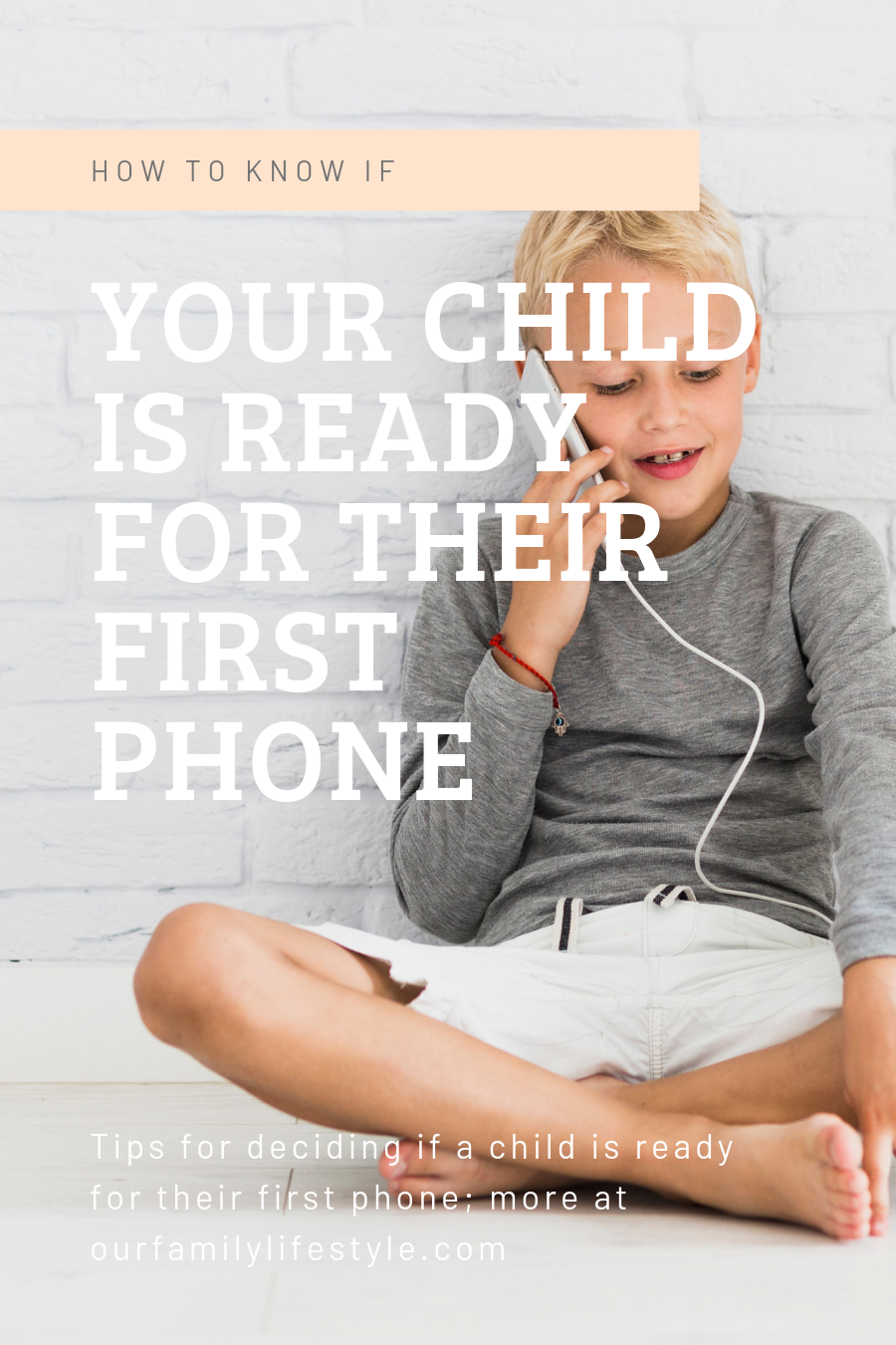 How to Know if Your Child is Ready for Their First Phone