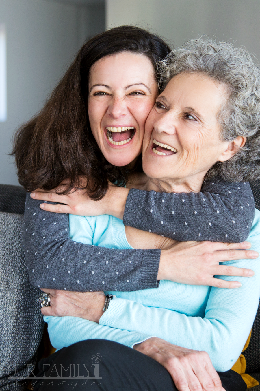 How To Enrich Your Relationship With Your Aging Parents