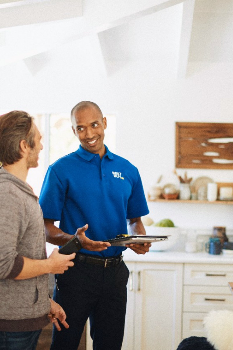 Get a Free In-Home Consultation from Best Buy