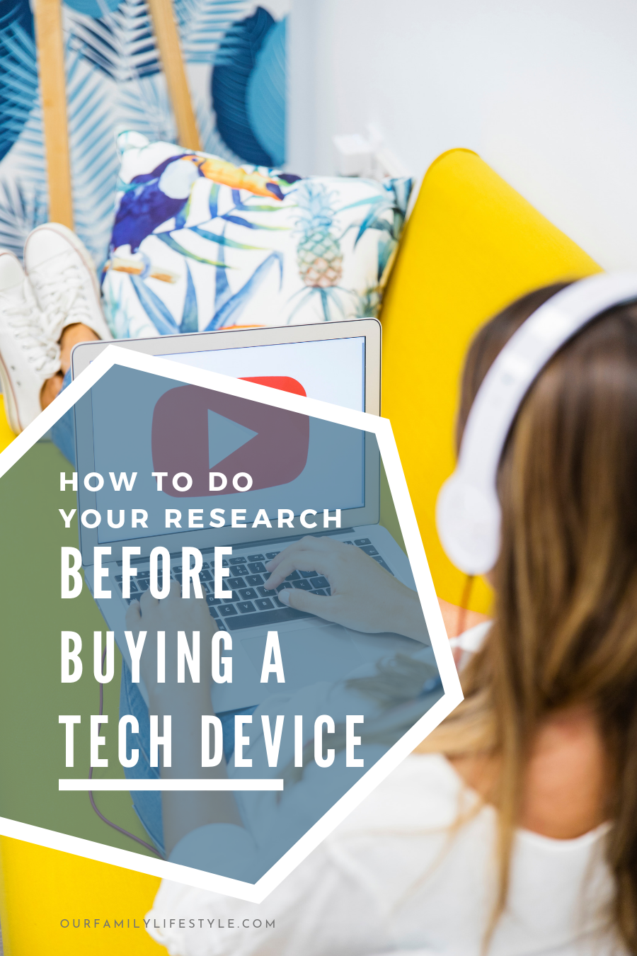 How To Do Your Research Before Buying A Tech Device