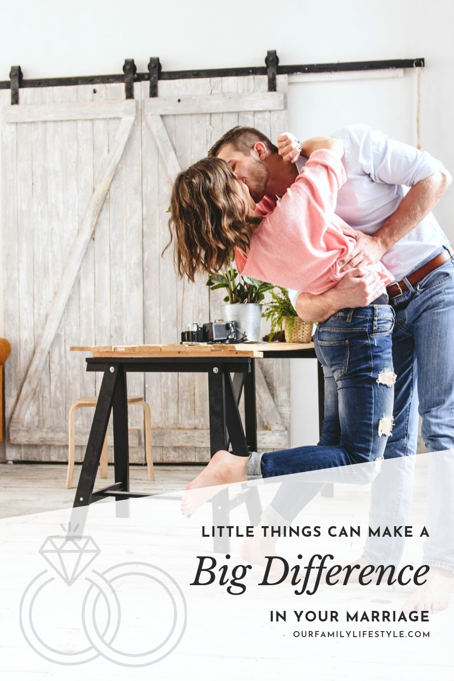 Little Things Can Make a Big Difference in Your Marriage