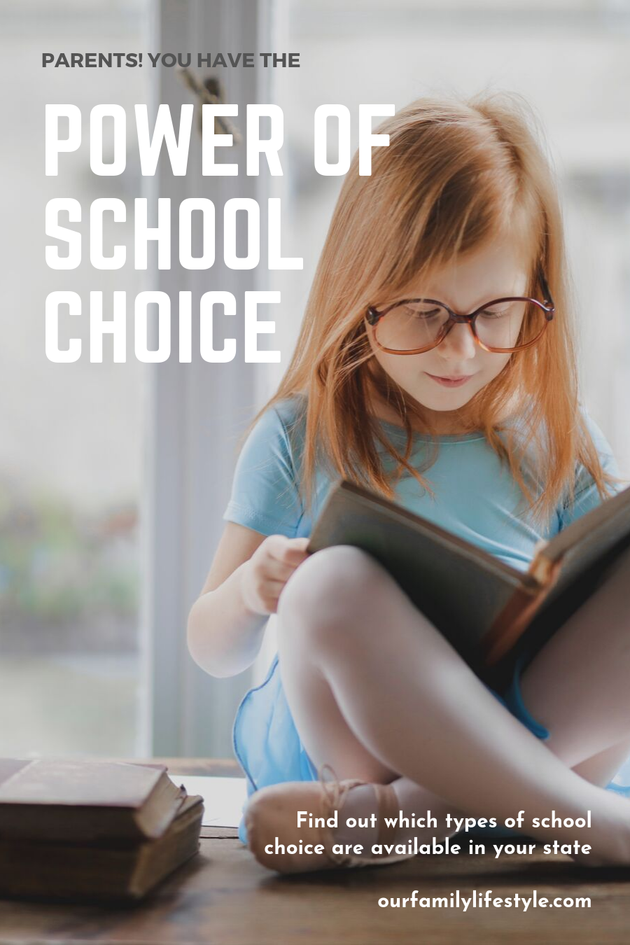 Parents! You have the Power of School Choice for Your Child