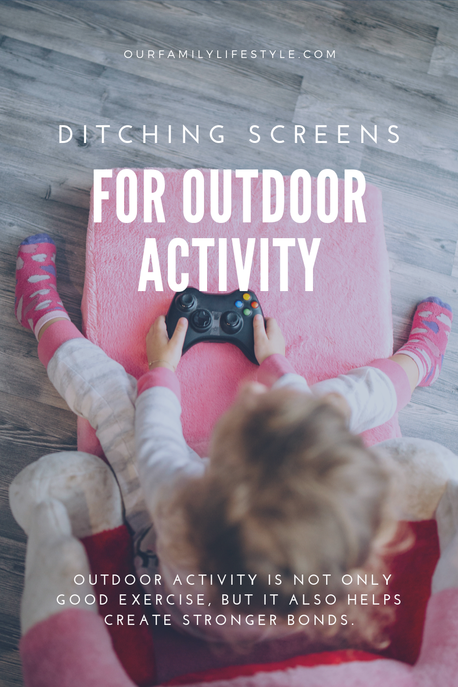 Ditching the Screens For Some Outdoor Activity