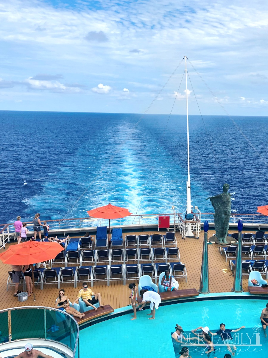How a Cruise Builds Family Bonds