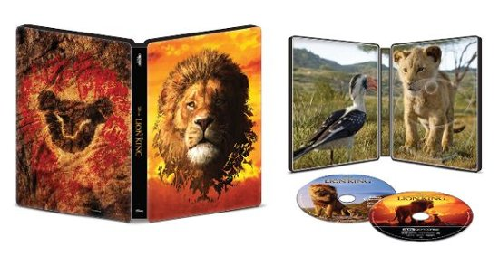 The Lion King SteelBook