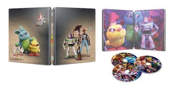 Toy Story 4 SteelBook