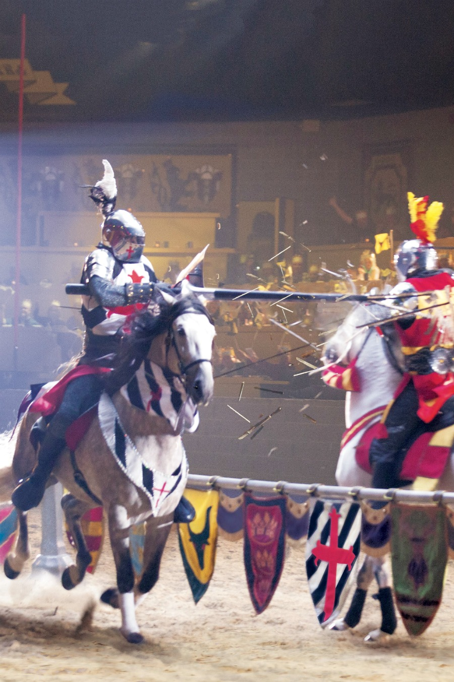 Give the Experience Gift of Medieval Times this Holiday Season