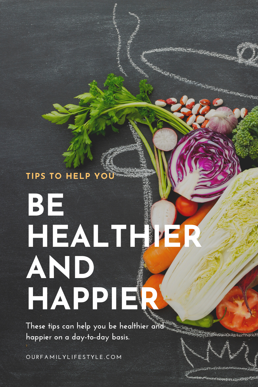 Tips to Help You Be Healthier and Happier