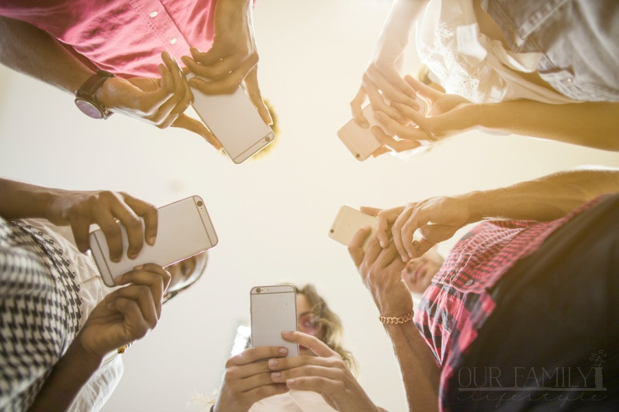 group on smart phones