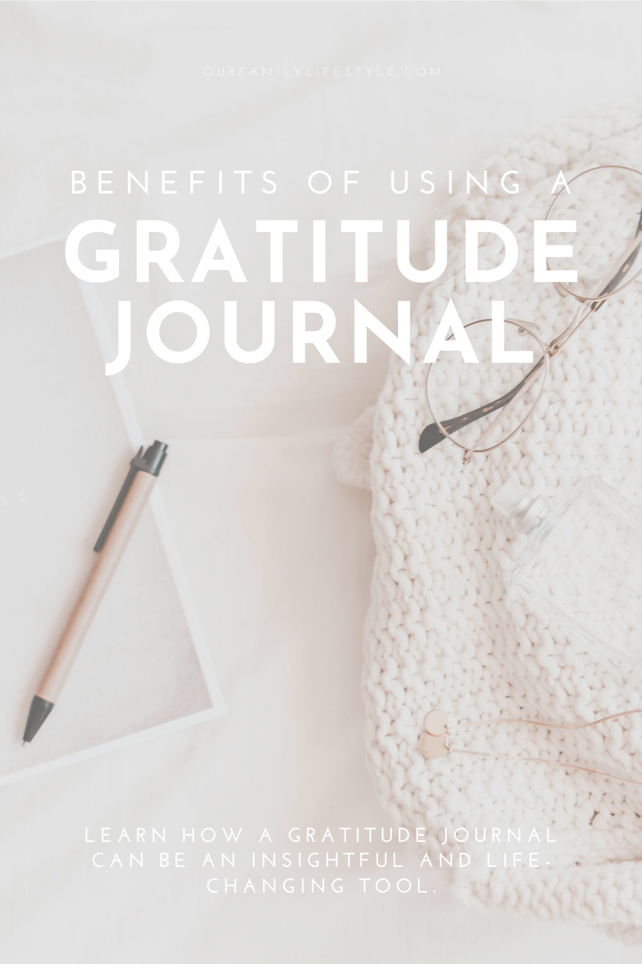 Benefits of a Gratitude Journal