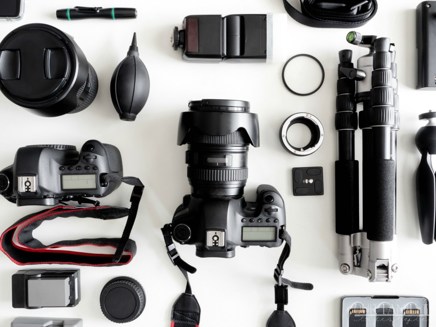 blogger photo gear