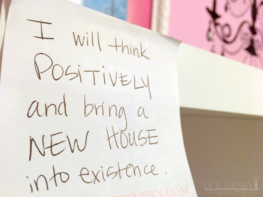new house affirmation