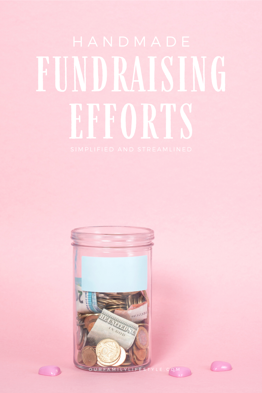 Handmade Fundraising Efforts Simplified and Streamlined