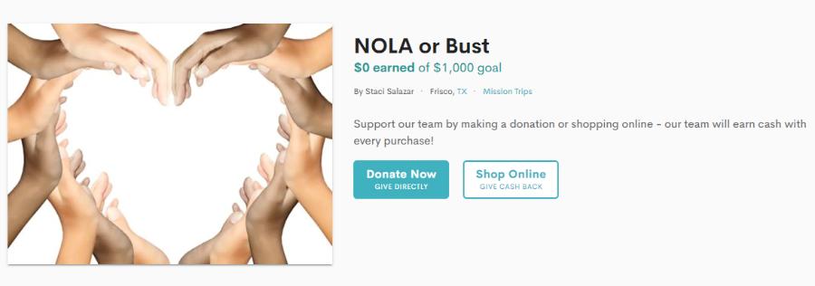 NOLA or Bust FlipGive