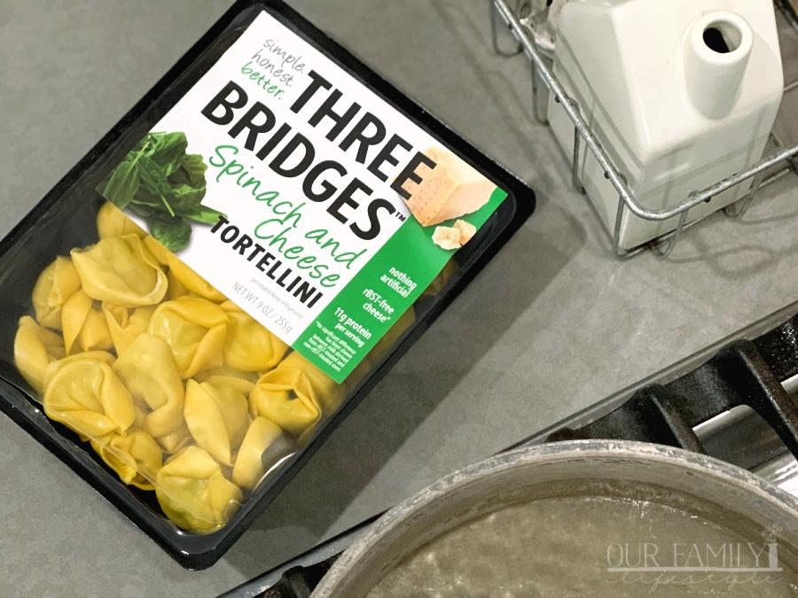 Three Bridges Cheese Tortellini