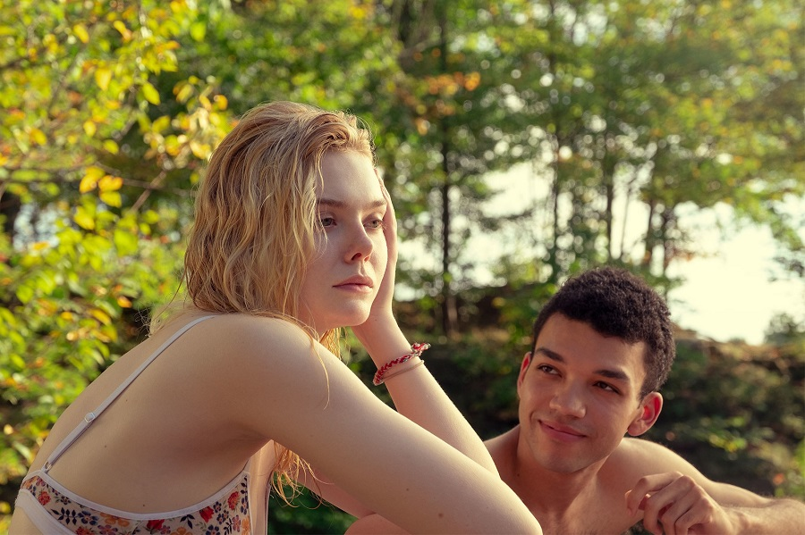 Elle-Fanning and Justice-Smith-All-the-Bright-Places
