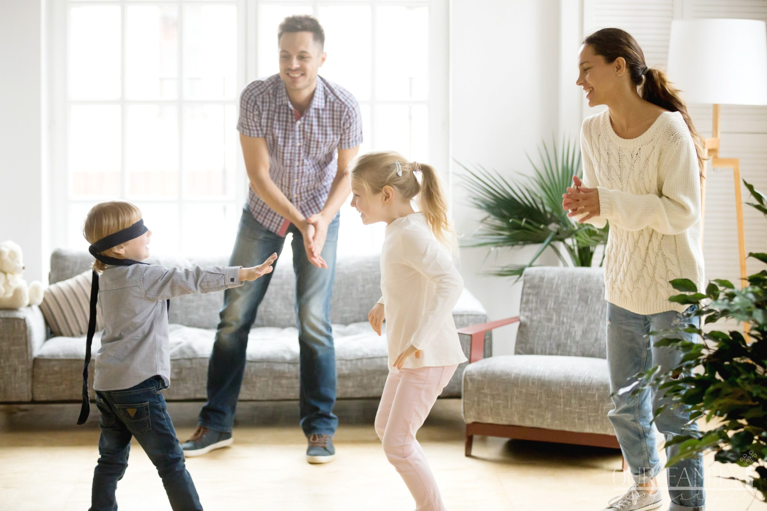 Fun Things To Do At Home with Kids: 89+ Family Activities for All Ages