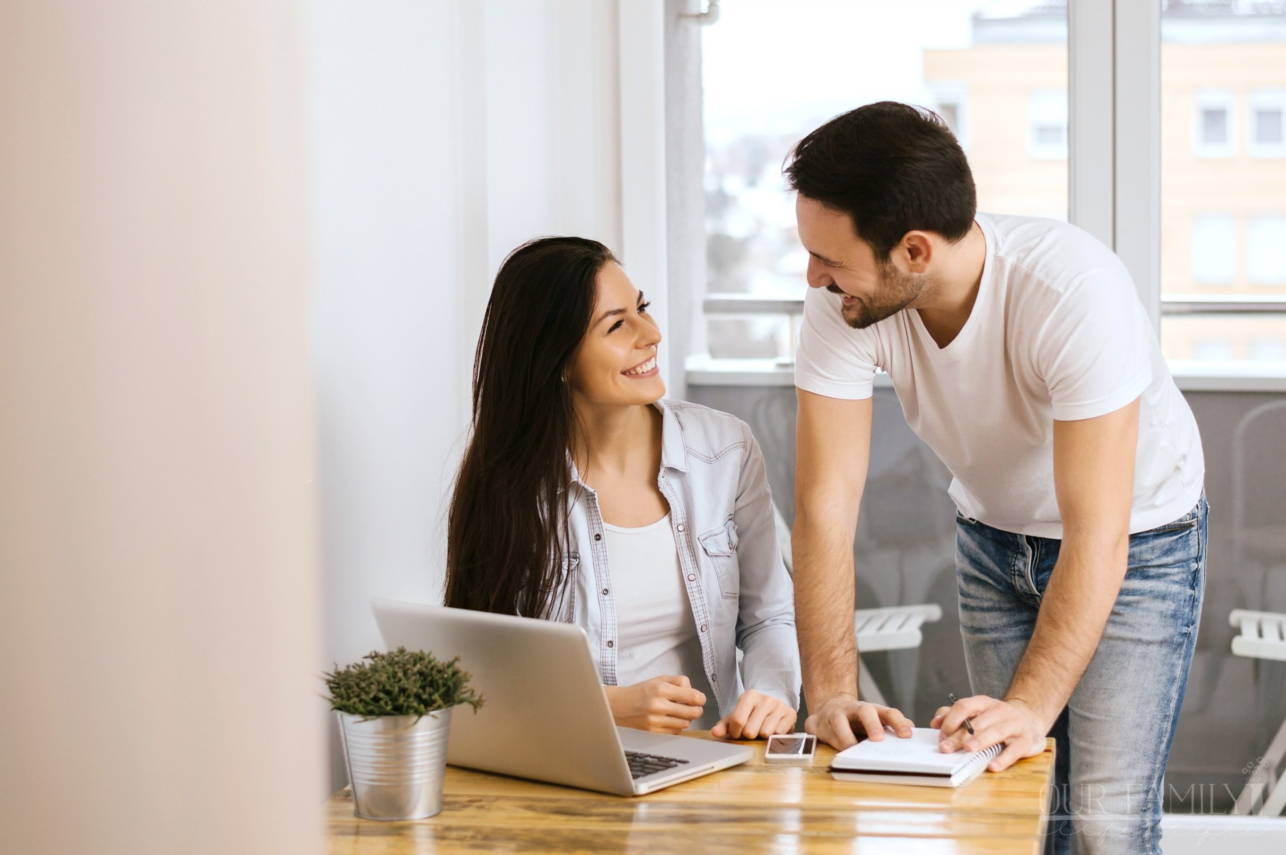 How to Work at Home… With Your Spouse