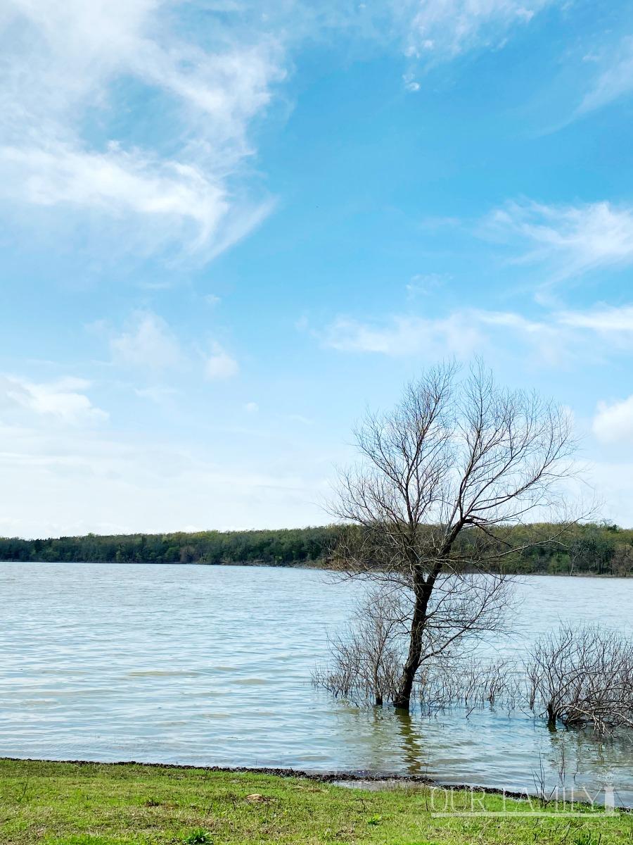 Lake Ray Roberts 3_18