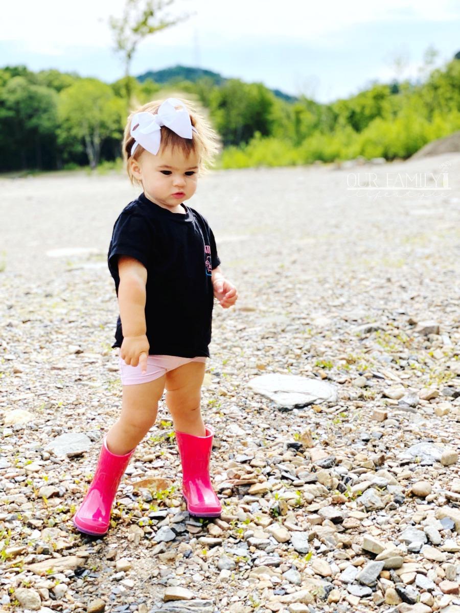 toddler rain boot fashion