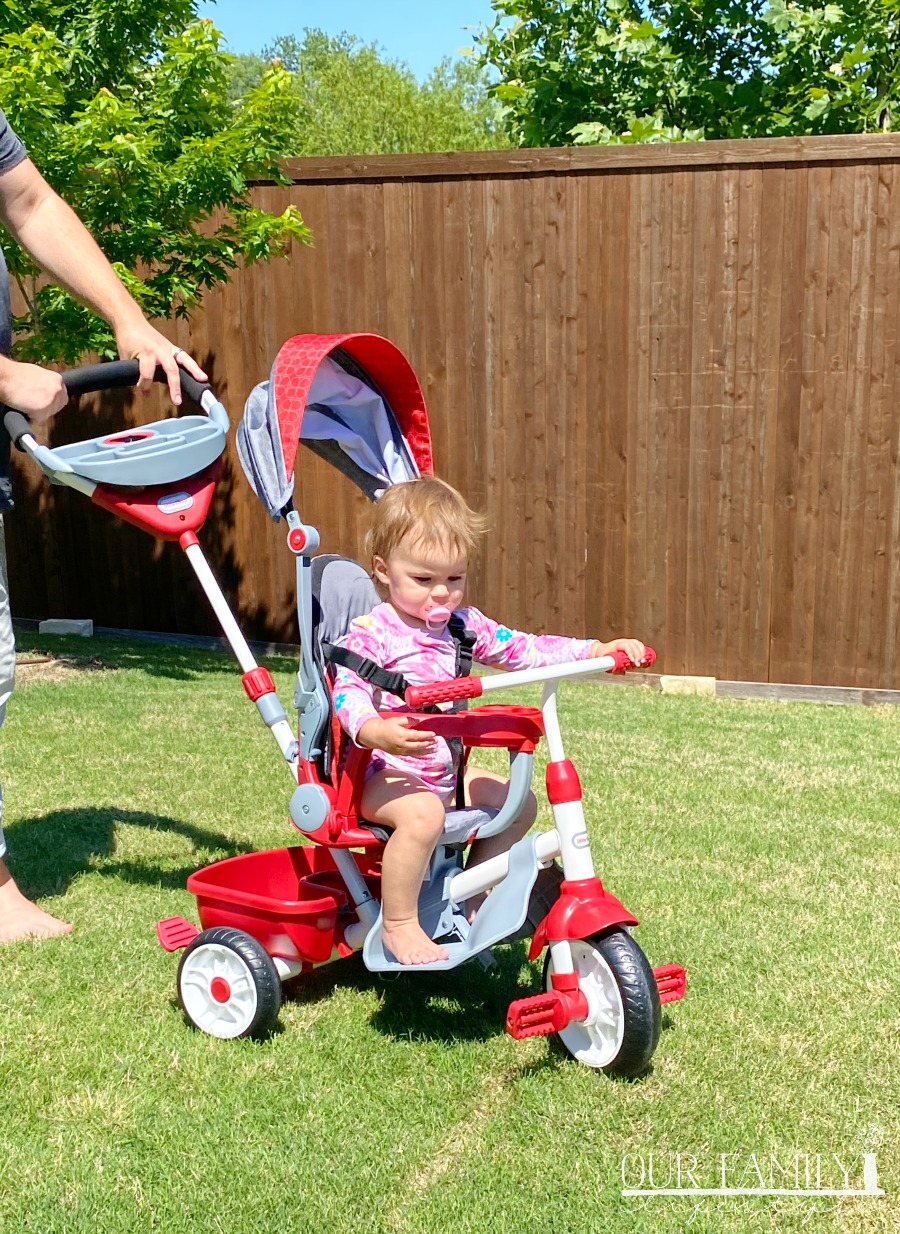 new little tikes toddler bike