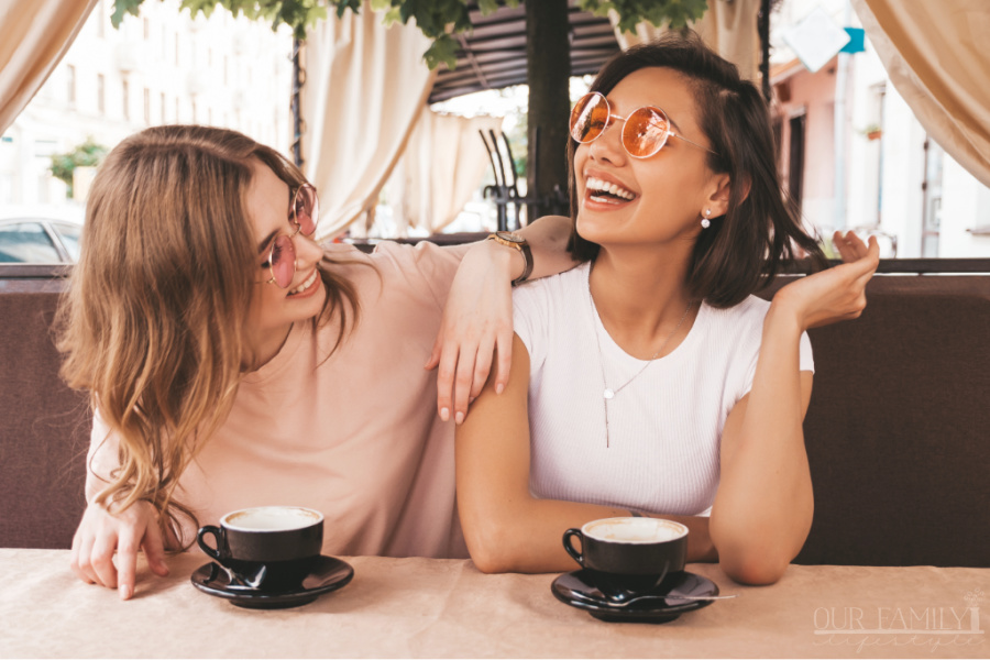 10 Ways to Let Your Friend Know How Much She Means to You