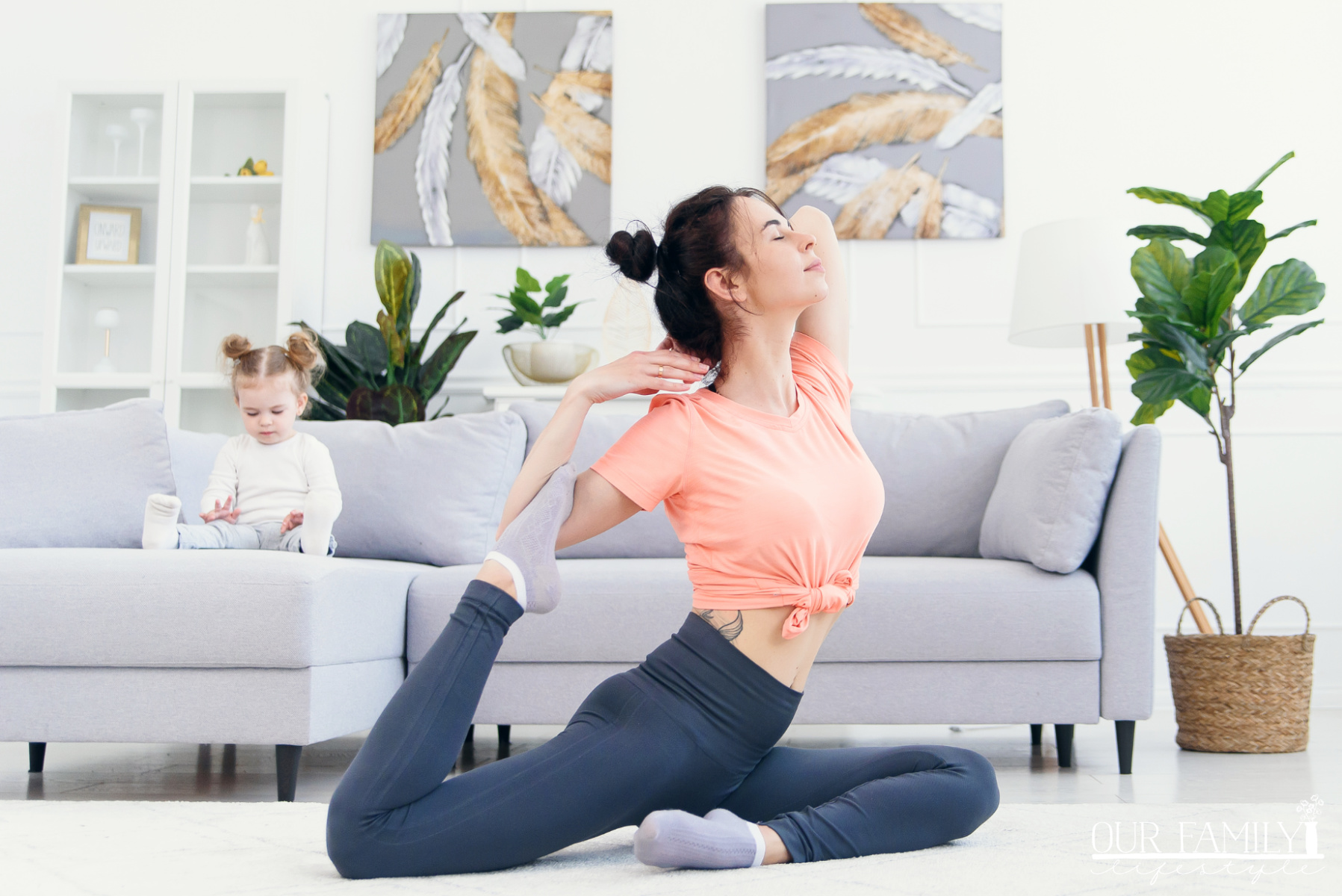Home Exercise Guide for Busy Parents