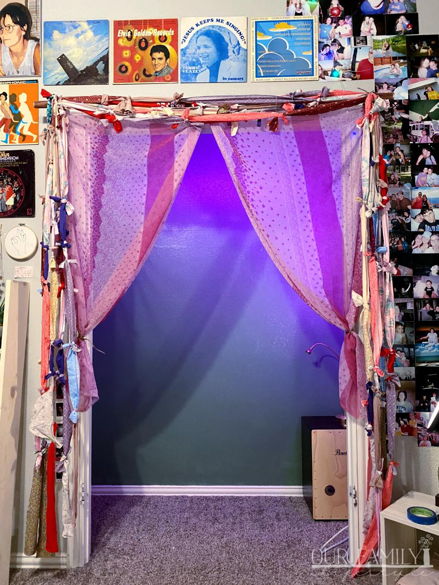 teen bohemian bedroom