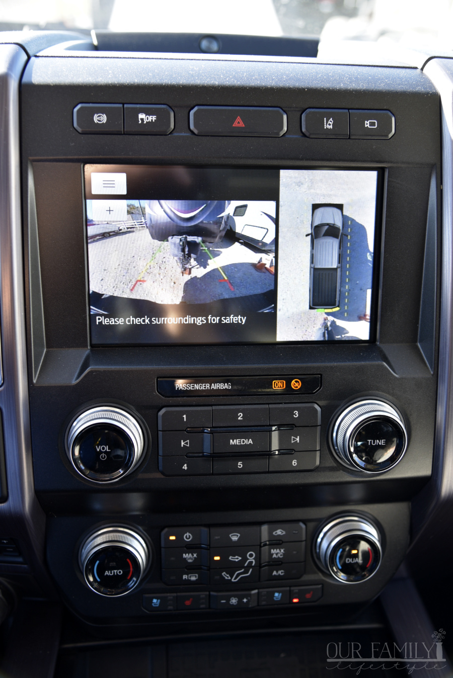 Ford Pro Trailer Backup Assist Package