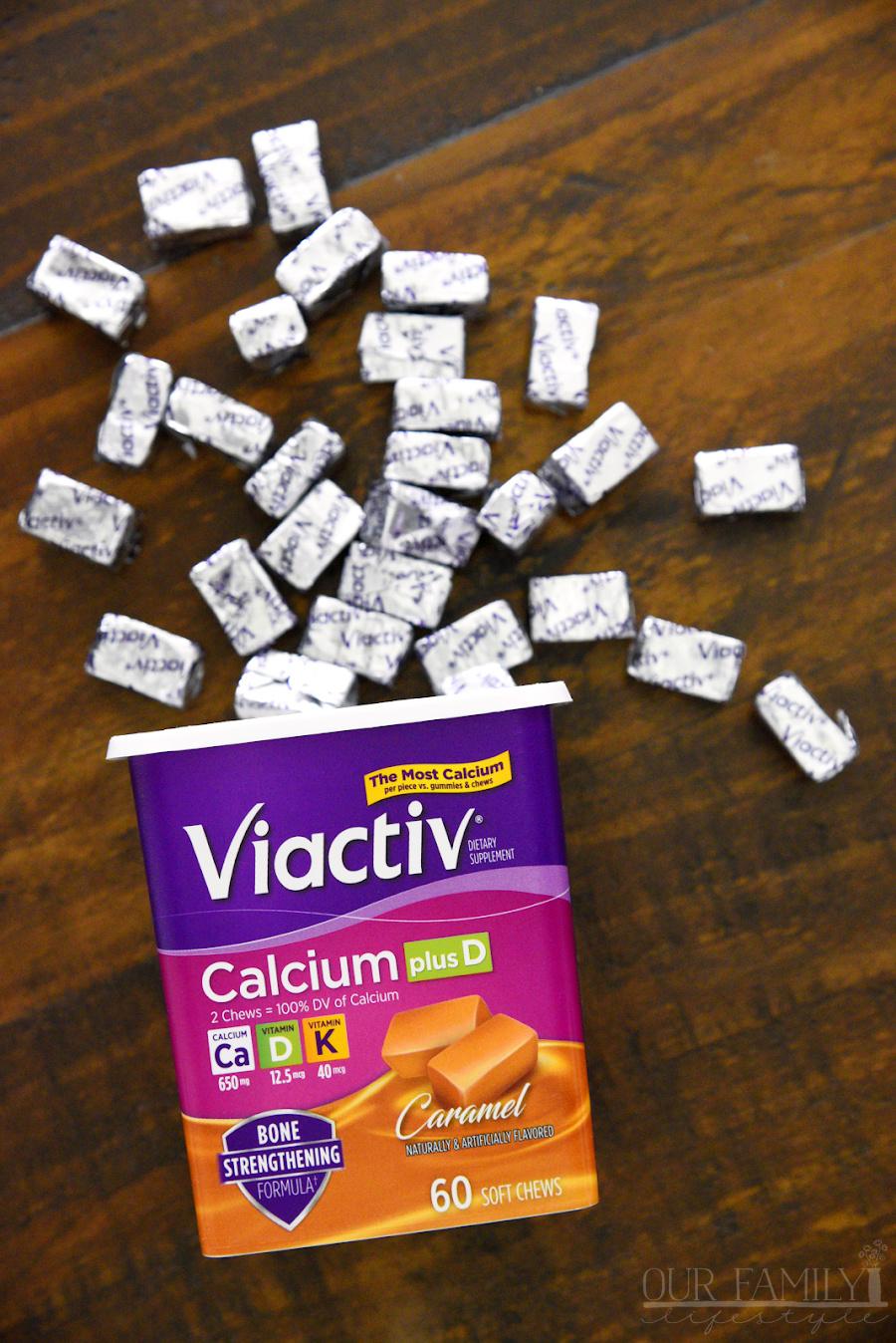 Viactiv Calcium Soft Chews