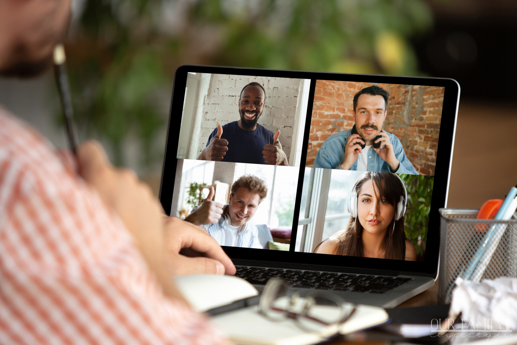 How To Survive A Zoom Meeting