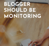 The Key Performance Indicators Every Blogger Should Be Monitoring