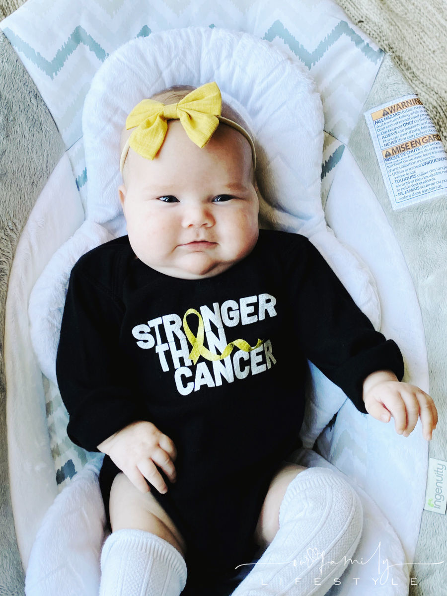 Avery is stronger than cancer