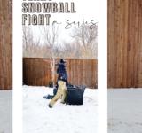 Texas Snowball Fight A Series
