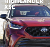 2021 Toyota Highlander XSE Package Offers New Sporty Look