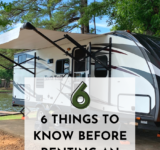 6 Things to Know Before Renting an RV