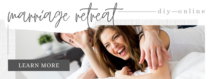 DIY Marriage Retreat - Learn More
