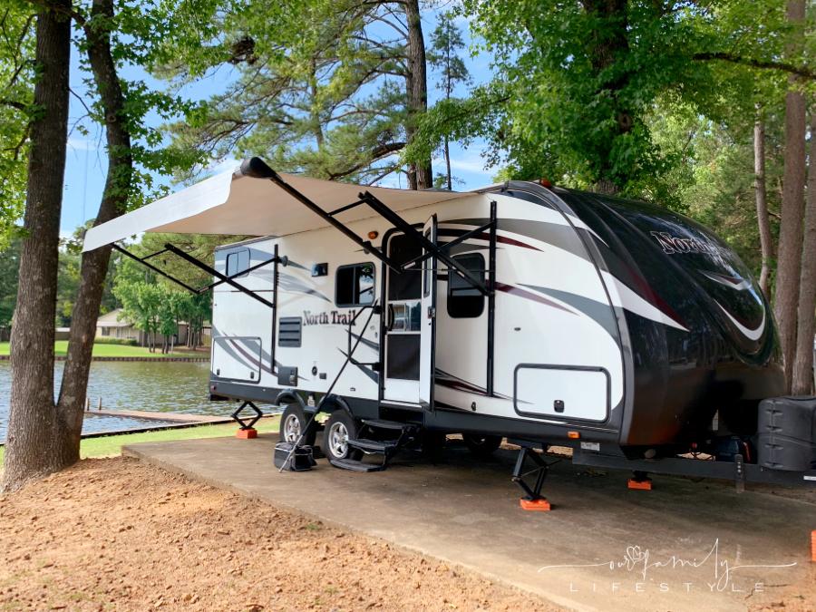North Trail travel trailer