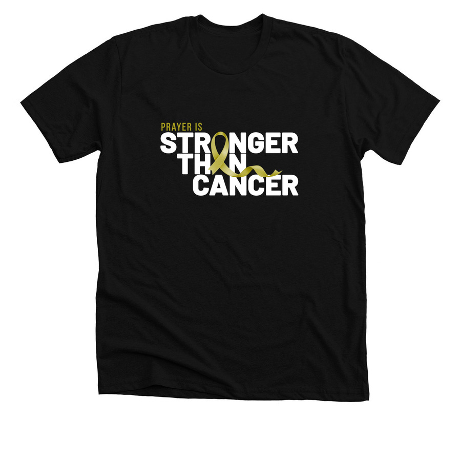 Prayer is Stronger than Cancer