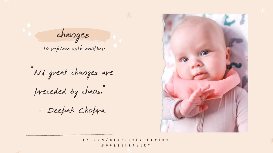 Happily Ever Avery // Avery's Journey is Changing
