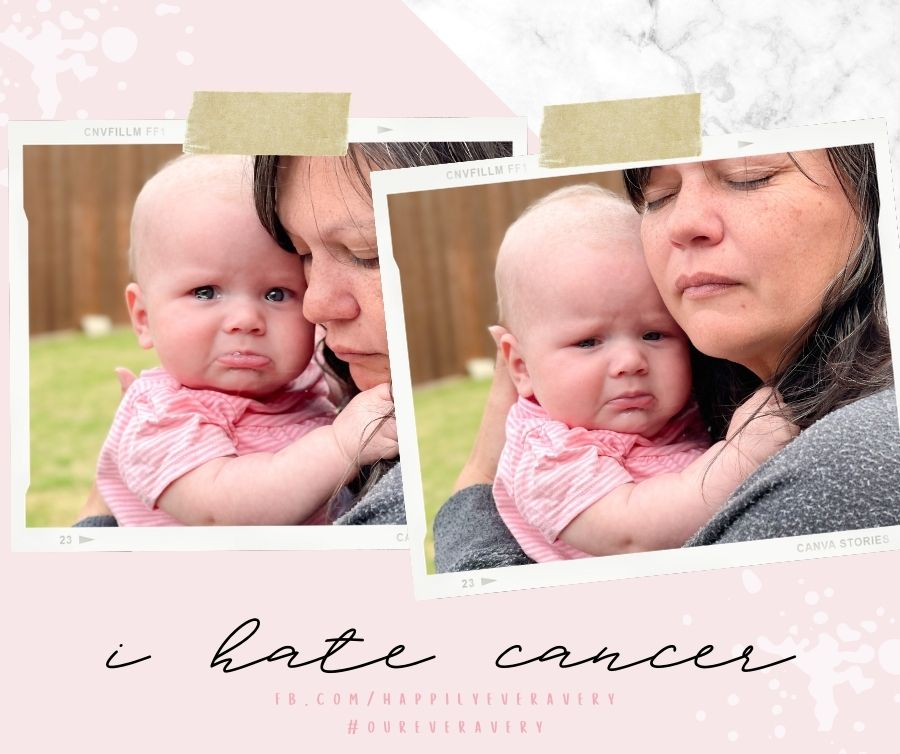 Happily Ever Avery // I Hate Cancer