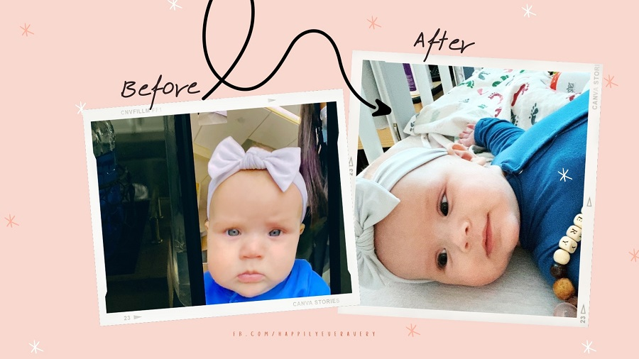 Happily Ever Avery // Pretty Worried About Our Girl Today