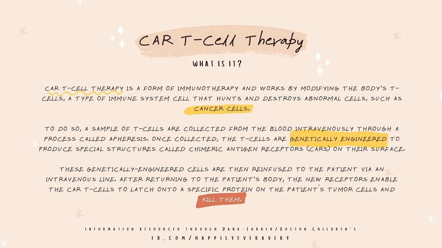 What is CAR-T Therapy for Pediatric Leukemia Patients