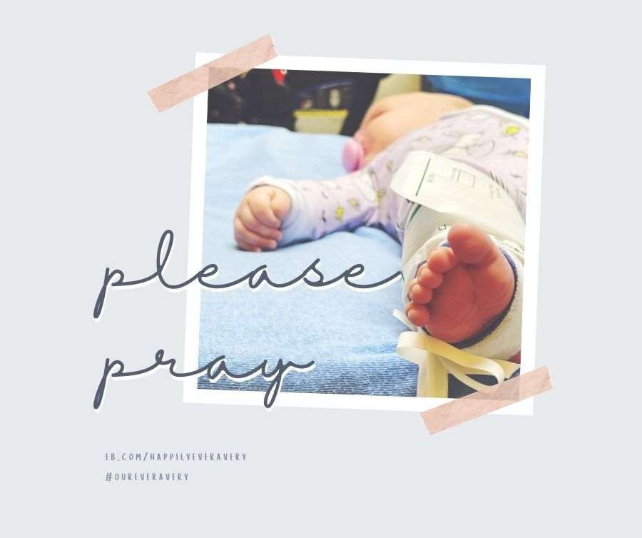 Happily Ever Avery // Pray for Pain Management