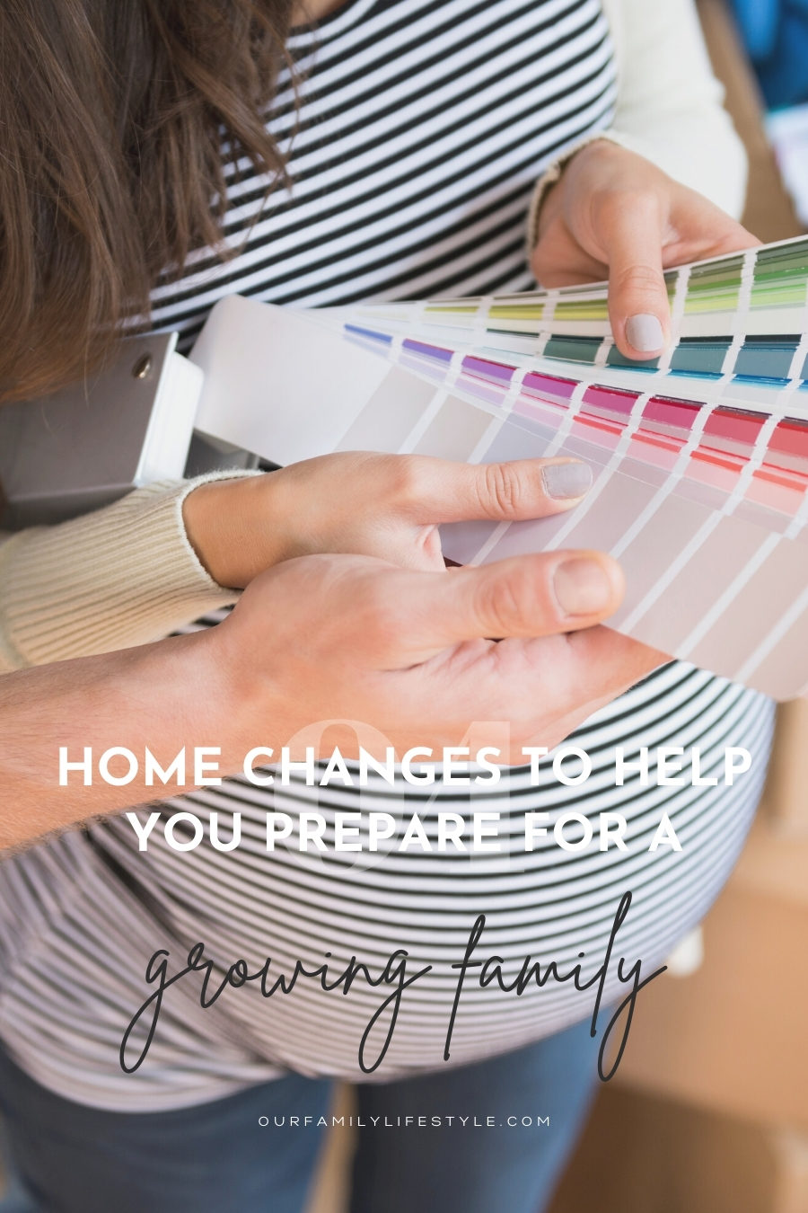 4 Home Changes to Help You Prepare For a Growing Family