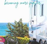 RV Camping Becoming More Popular