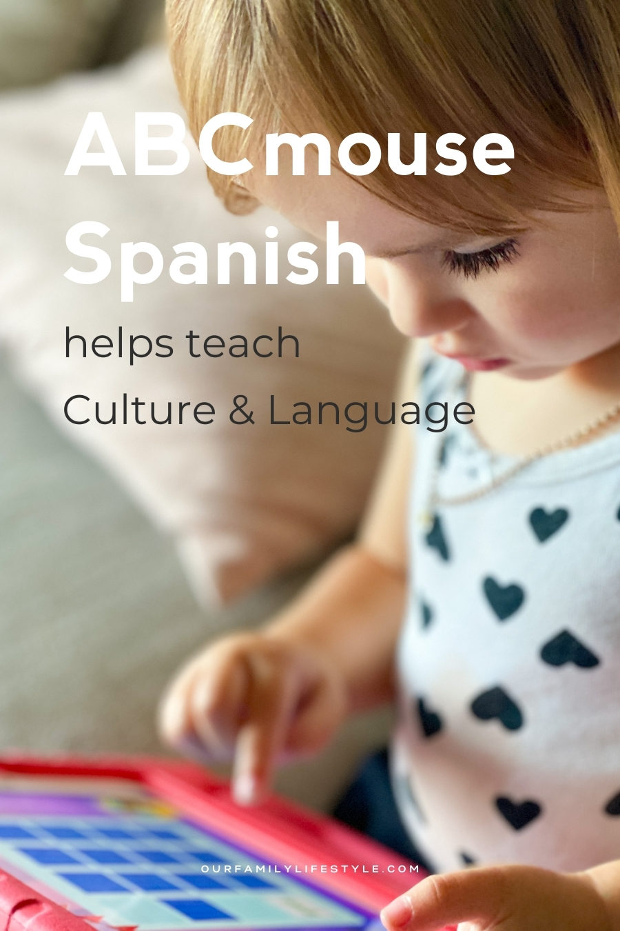 ABCmouse Spanish Helps Teach Culture and Language
