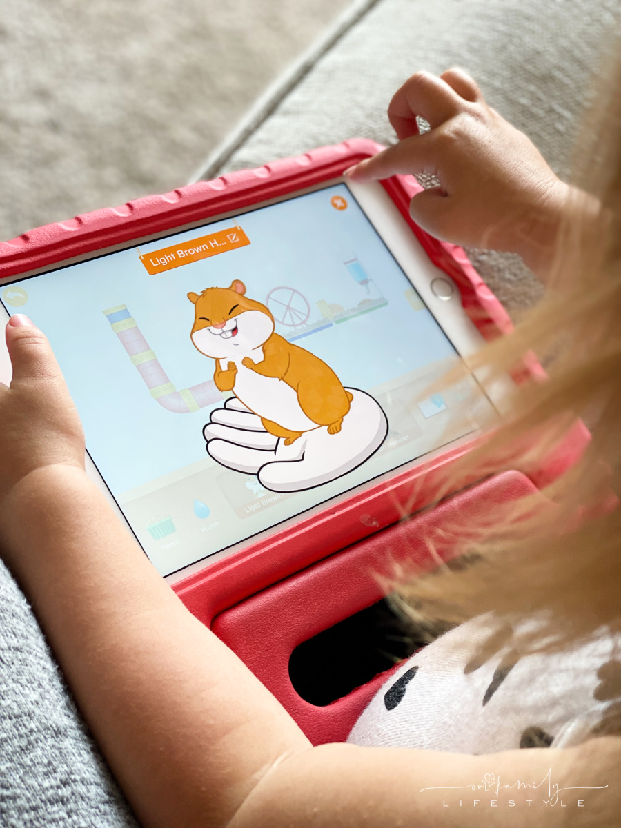 ABCmouse Spanish pet care skills