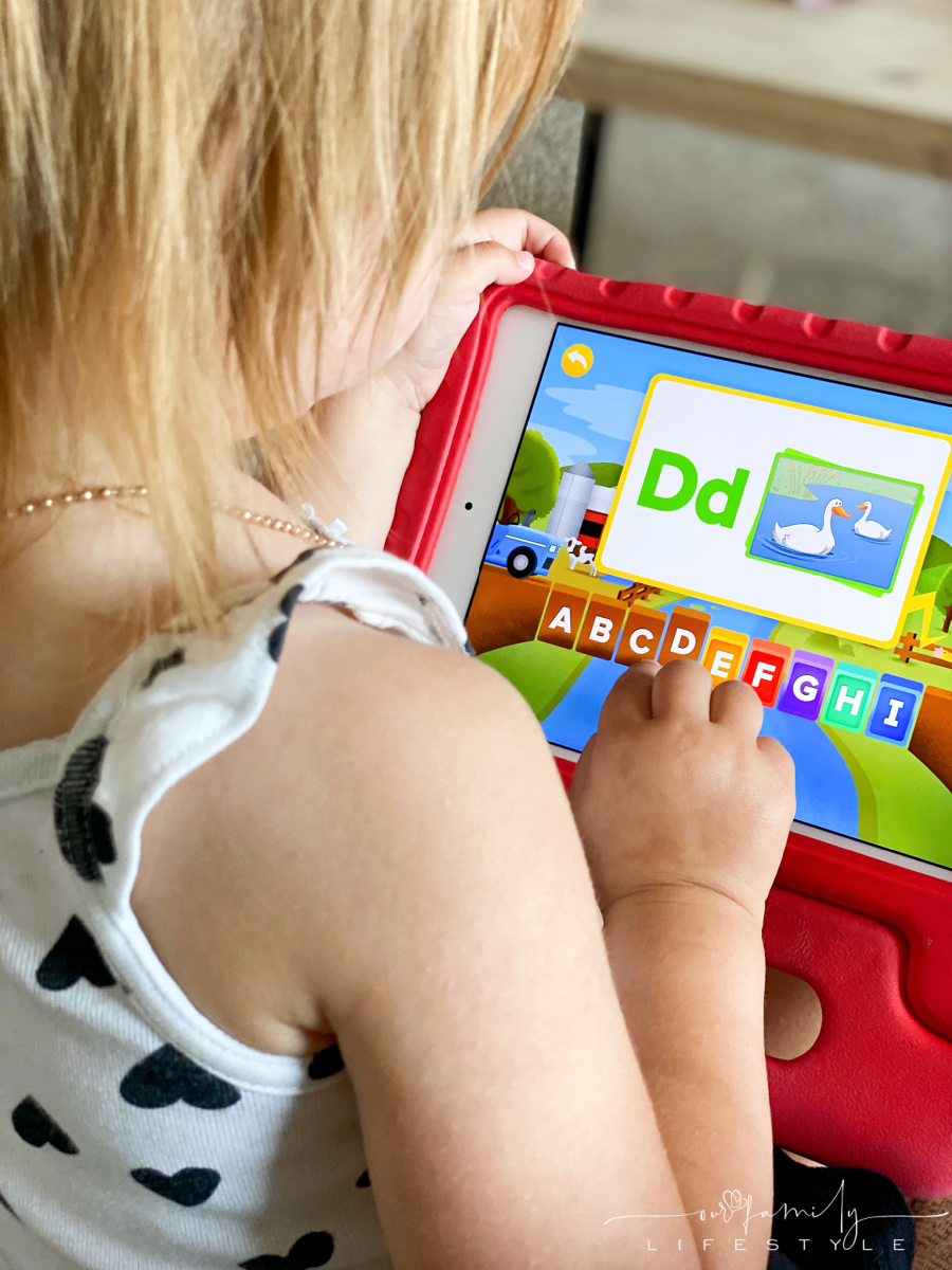 ABCmouse alphabet games