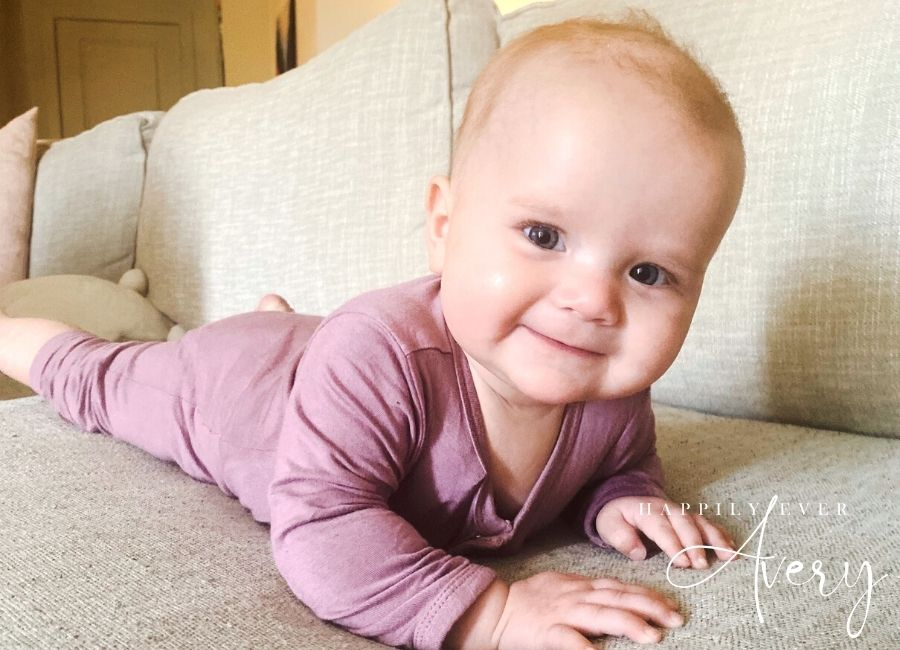 Happily Ever Avery // Just Your Average Baby